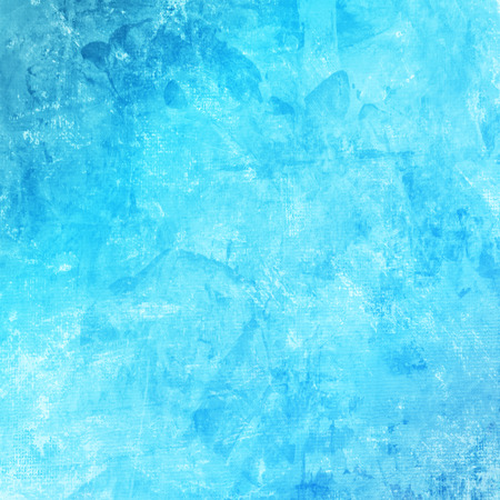 Abstract blue grunge texture Stock Photo