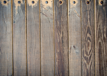 timbering: grunge wood planks Stock Photo