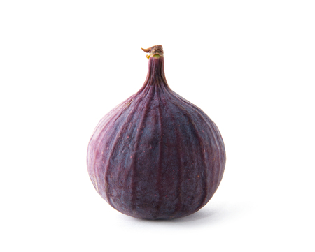 Fig isolated on white background. Stock Photo - 78106522