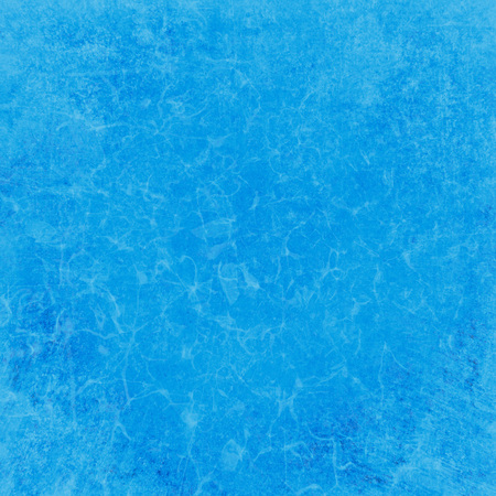 Grunge blue wall background or texture Stock Photo