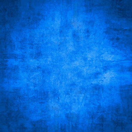 Fond ou texture de mur bleu grunge Banque d'images