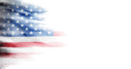 Flag of USA Stock Photo - 107359365