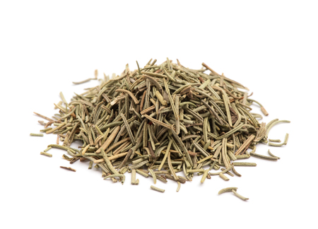 Dried natural rosemary spice 免版税图像