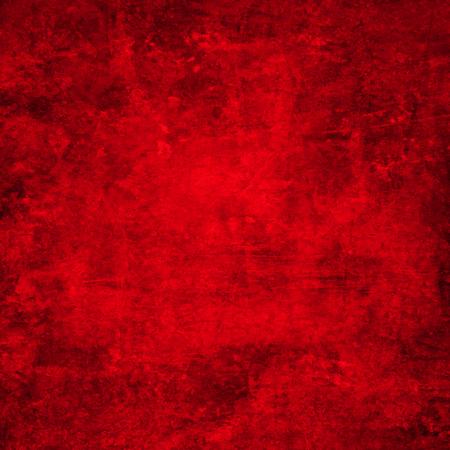 Textura de fondo rojo Grunge