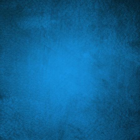 Grunge blauer Hintergrund mit Platz für Text