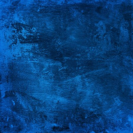 Grunge blue background with space for text Reklamní fotografie
