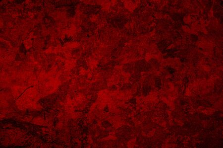 old red wall background texture Banco de Imagens