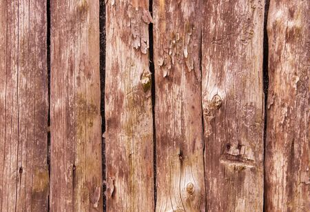 Old wood plank texture for background.