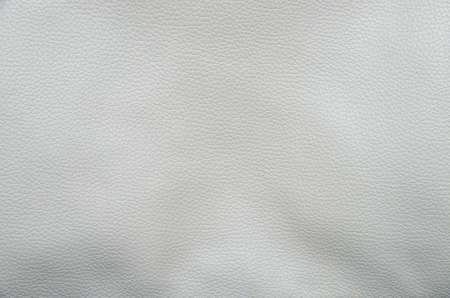 White leather texture background surface