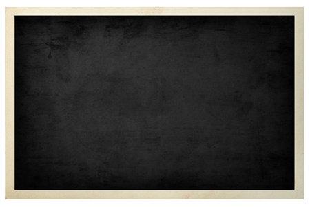Blank old photo isolated on white Stockfoto - 168124570