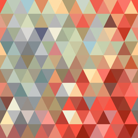 three dimensional accessibility: Abstract background in different shades of triangles. Vector.