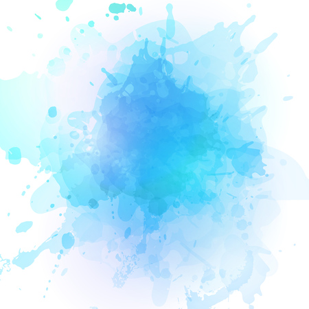 Abstract background in watercolor style .