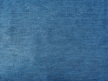 Blue Denim Texture, Background, Jeans Standard-Bild