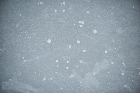 splotchy: White splash on gray background concrete wall, messy, splotchy, surface