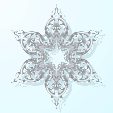Snowflake Stock Vector - 3881212