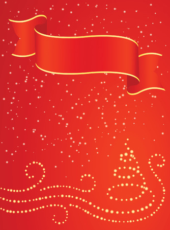 festal: Xmas background Illustration