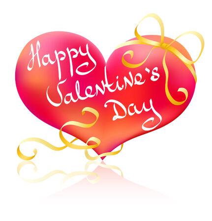 Happy Valentine's Day! Stock Vector - 6430293