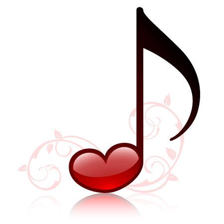corazones: Lovemusic