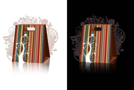 Shopping bags Stock Vector - 11009044