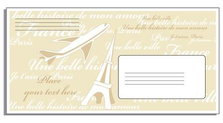 silueta: Letter to Paris