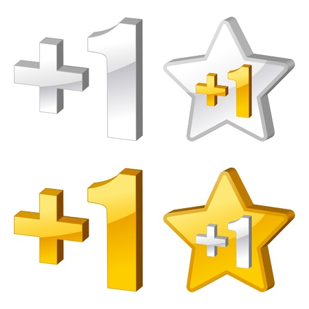 favorite colour: Rating icons