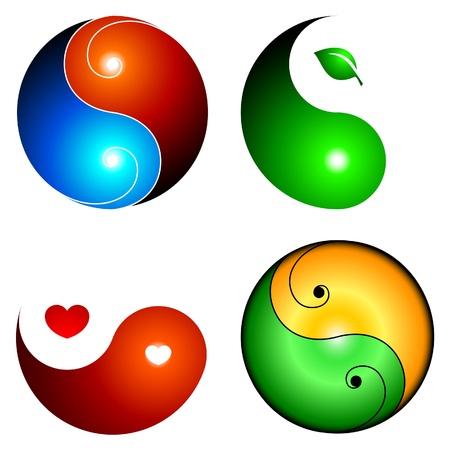 yin: Yin yang