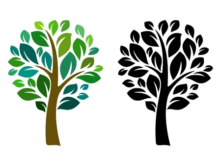 tree Banco de Imagens - 20920090