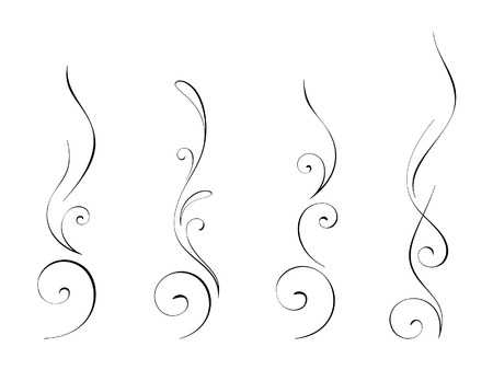 Abstract swirly decoration 4