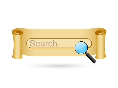 Searching icon Vector