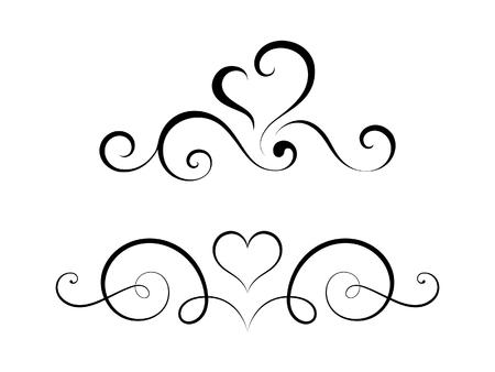 design elements Stock Illustratie