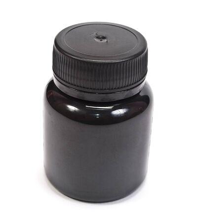 black ink: black ink