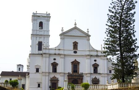 francis: St. Francis Assizscys Church in Old Goa