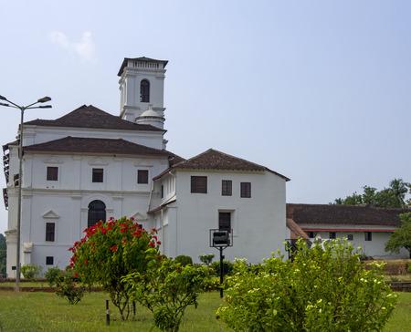 st francis: St. Francis Assizscys Church in Old Goa