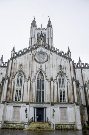 St. Calcutta in India