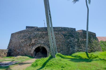 Sri Lanka old fort of Galle