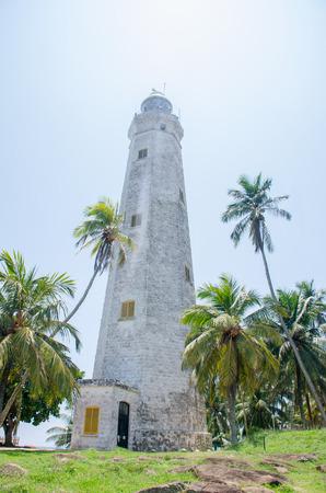 Dondra Lighthouse Southern point Sri Lanka