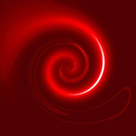 red swirl: Abstract swirl liquido rosso Archivio Fotografico