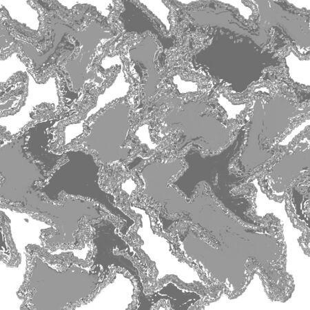 liquid metal: Abstract metallo liquido sfondo, grigio