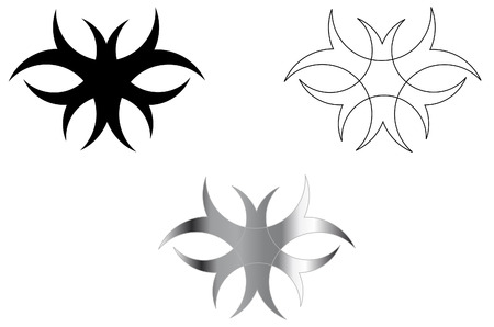 figuras abstractas: figuras abstractas