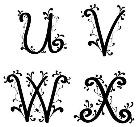 ancient alphabet: alphabet