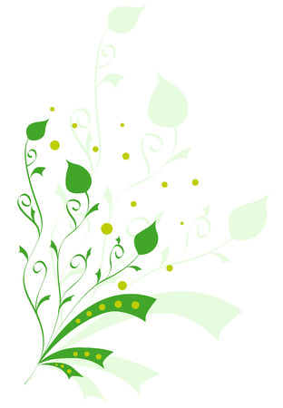 Floral design Stock Vector - 4745483