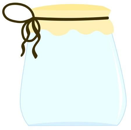 preserves: tarro de mermelada