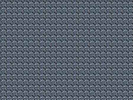 Gray abstract background with knitted texture Stock Photo