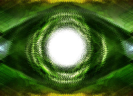 beautiful green abstract background, similar to eye
