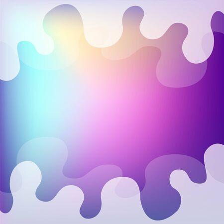 Colorful abstract background. Illusztráció