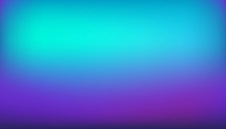 Abstract blurred gradient mesh background in bright colors. Colorful smooth banner template. Easy editable soft colored vector illustration in EPS8 without transparency.