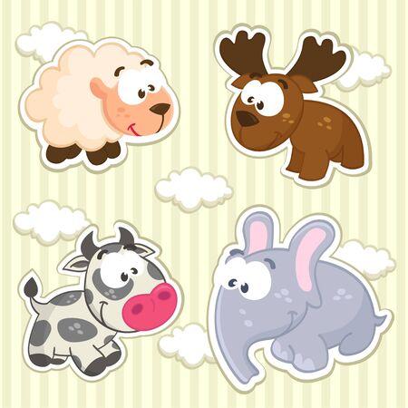 icon animals vector Stock Vector - 17967142