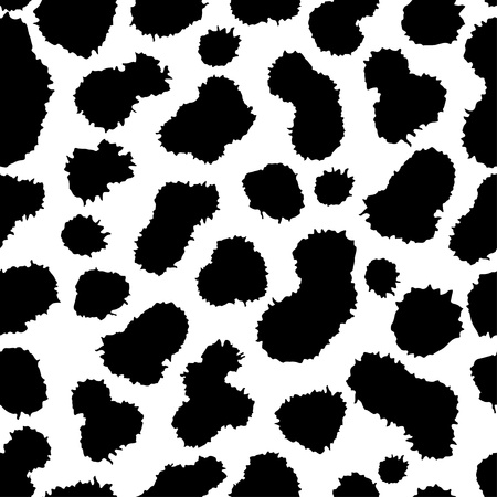 Animal texture print seamless pattern - vector  Vector