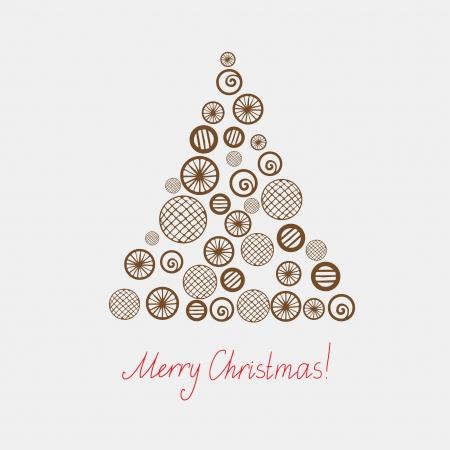 Christmas tree Stock Vector - 20705302