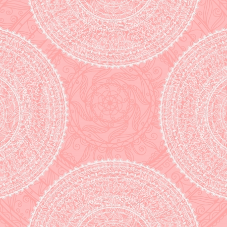 Vintage background with lace ornament Stock Vector - 20705333